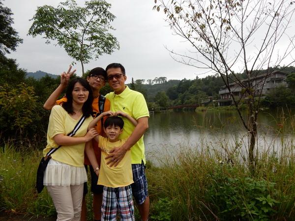 <苗栗南庄鄉向天湖風景區2015/8/26>