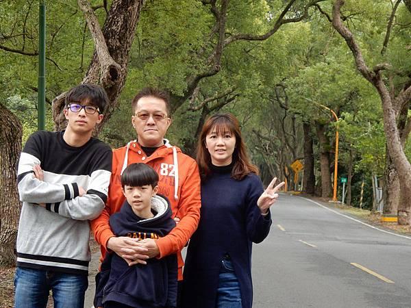 <南投集集綠色隧道 2018/2/12>