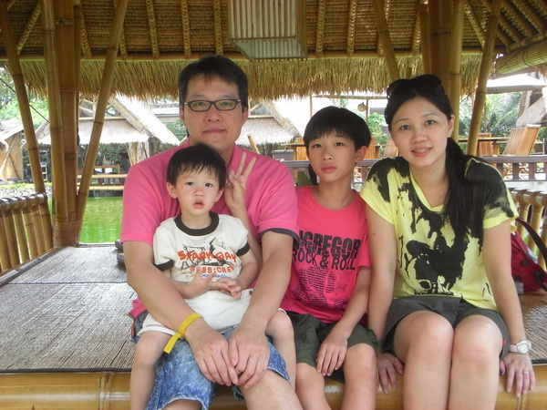 <峇里島印尼海鮮餐廳2011/2/14>