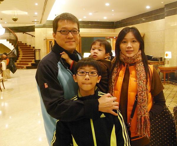 <台北三德飯店2011/2/2>