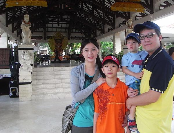 <峇里島庫塔區Ramada Bintang Bali 2011/2/12>