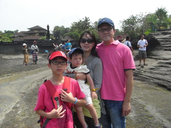<峇里島海神廟2011/2/14>