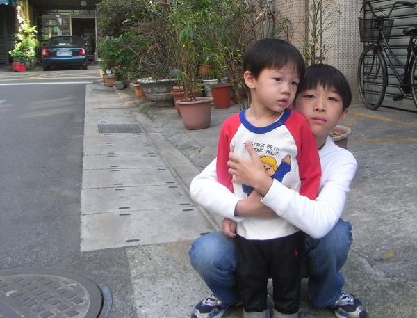 <台北家中巷子2011/2/28>