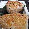<nani日式輕食餐廳-烤鮭魚飯糰>