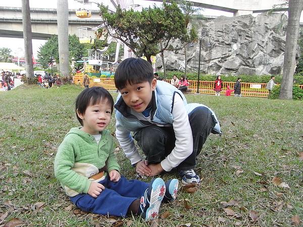 <台北兒童樂園2010/12/11>