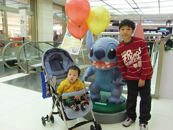 <台北信義新光三越2010/1/30>