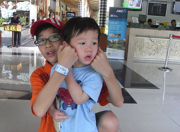 <峇里島野生動物園Bali Safari&Marine Park 2011/2/13>