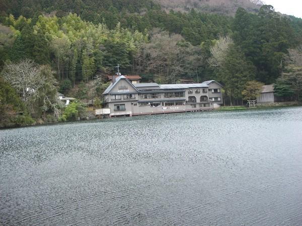 金鱗湖的湖光山色