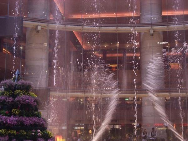 博多商圈水舞表演
