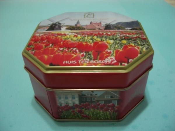 美麗的巧克力盒