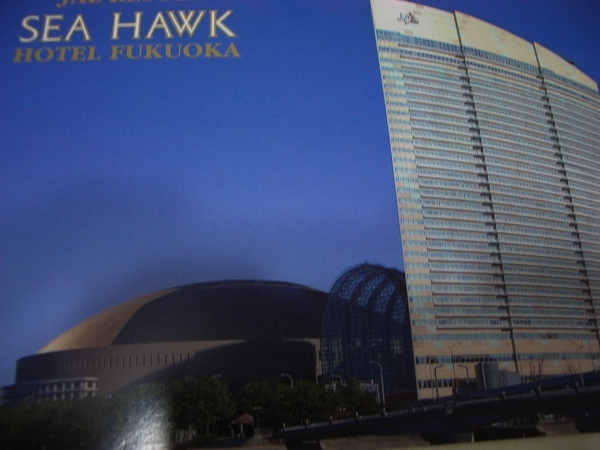 JAL RESORT SEA HAWK HOTEL  FUJUOKA