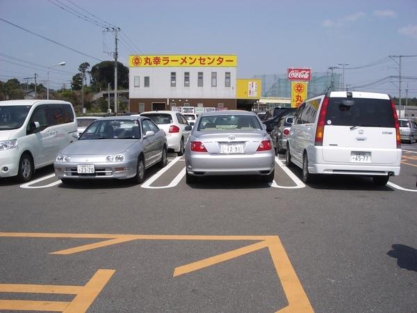 規劃完善的停車格