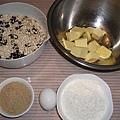 燕麥脆餅的材料