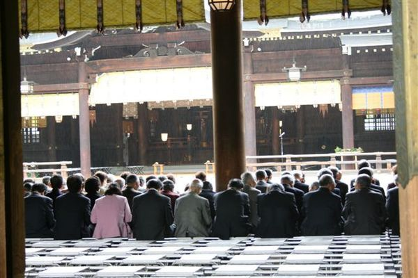 明治神宮祭典儀式