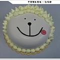 芒果慕思蛋糕 - 奶油獅