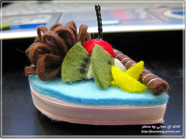 小蛋糕磁鐵