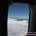 飛機上的小小窗口