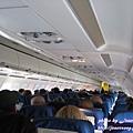 飛往 New York 的飛機