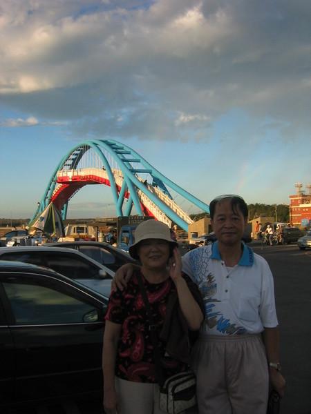 我的岳父母