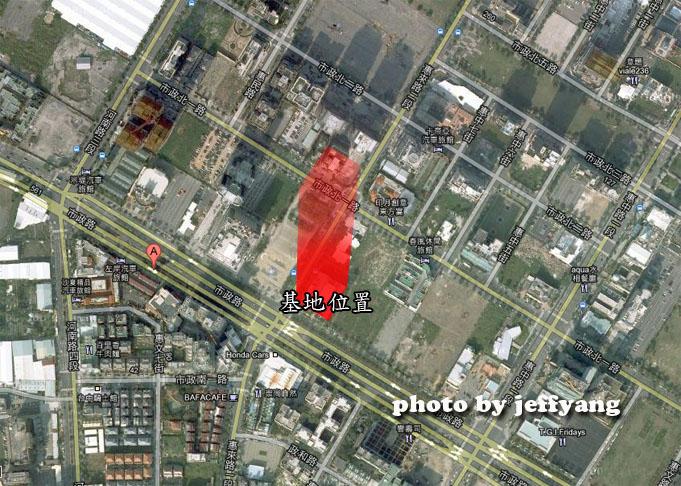 豐邑 市政路商辦地圖