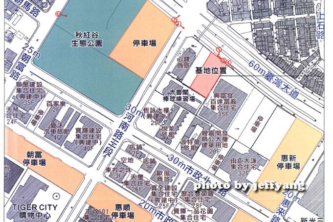 潤隆 中港路位置