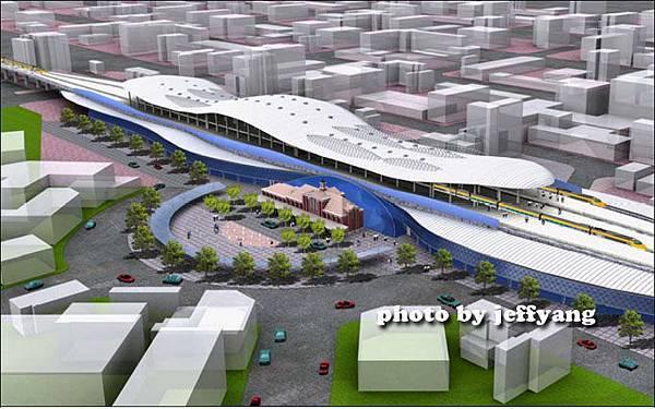 台中火車站高架3
