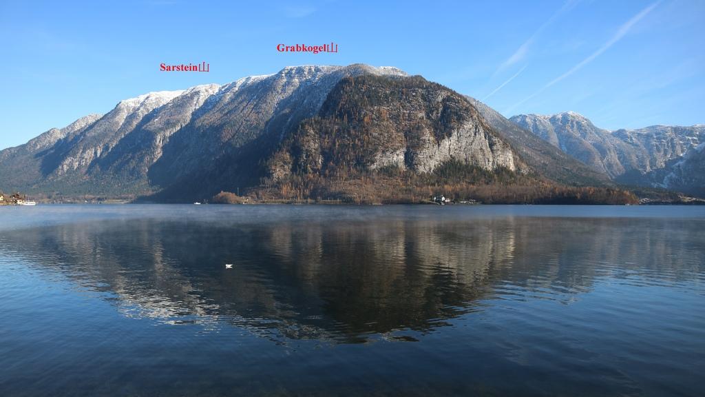 20171115 (49A) 哈爾斯塔特湖(Hallstatter See) [背景是Sarstein山(H1975m) %26; Grabkogel山(H1724m)].JPG