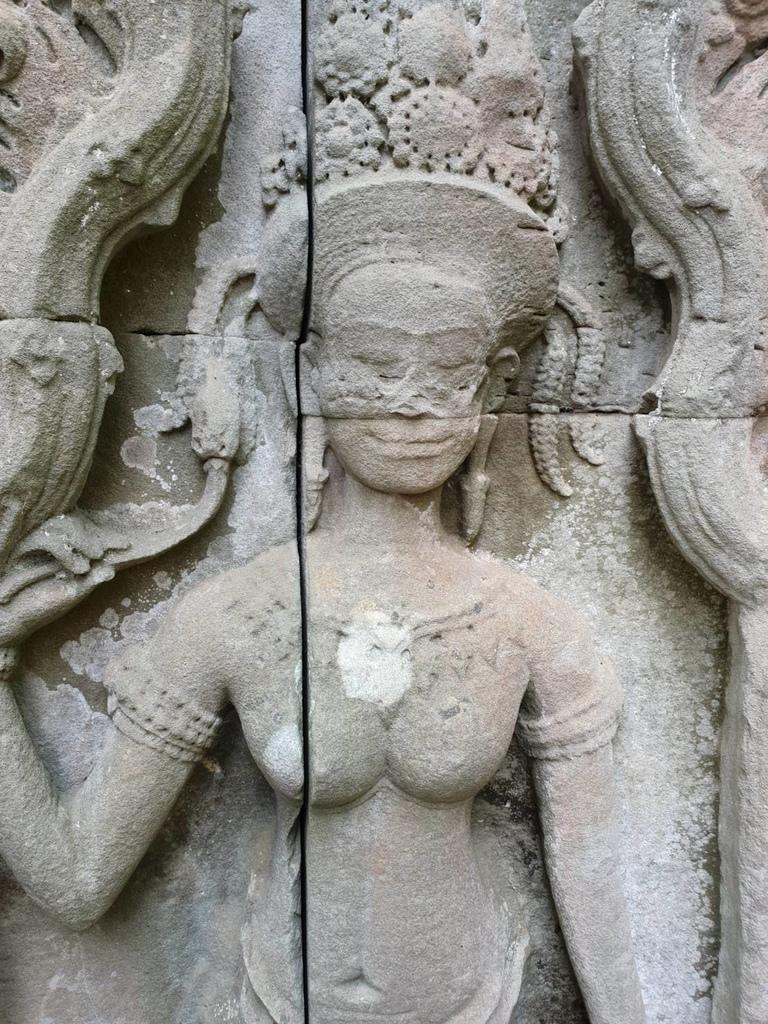 20180911 (126) 曼舞女神(Apasara) [塔普倫寺 (Ta Prohm)].jpg