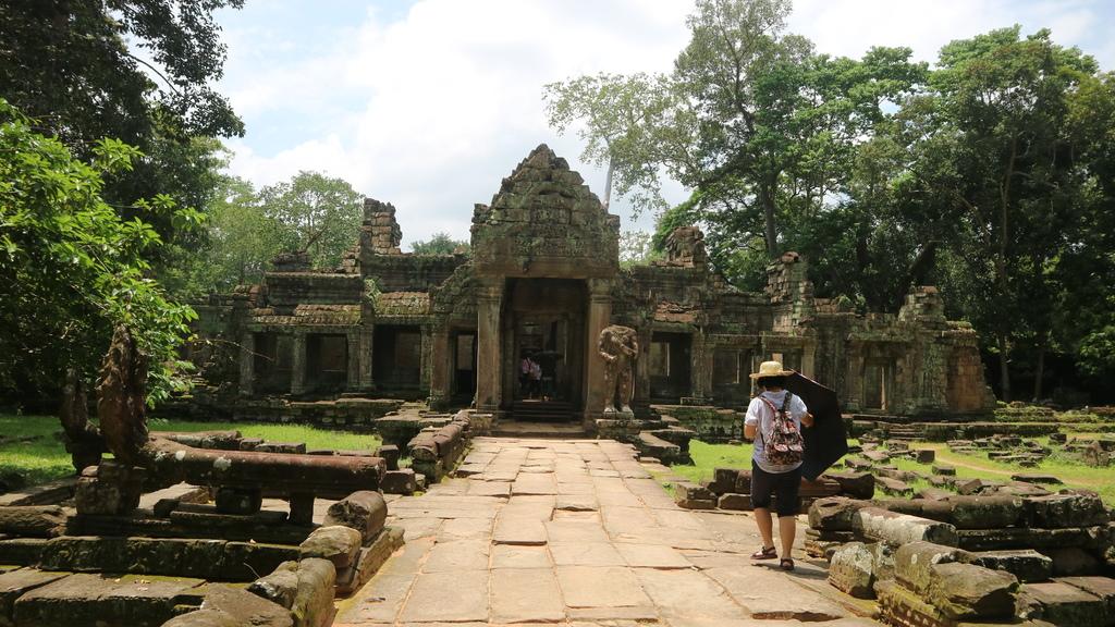 20180911 (234) 聖劍寺(Preah Khan)的入口.JPG