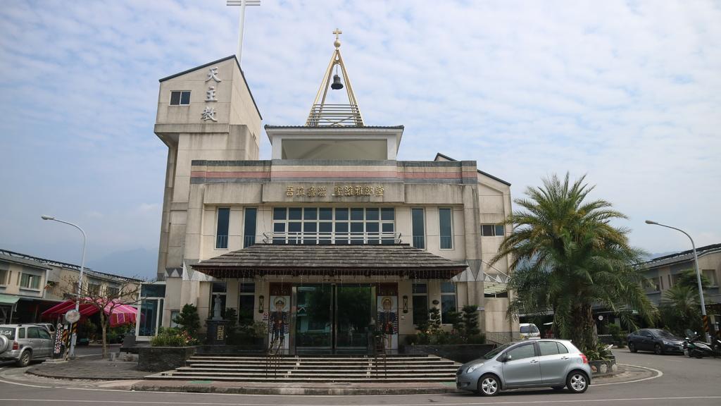 20180218 (189) 新泰武(吾拉魯茲)部落天主教聖維雅納教堂 [大武山5街].JPG
