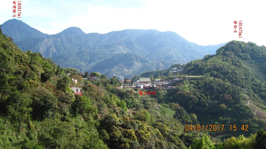 20170401 (9A) 由台14公路93.3km處眺望廬山部落.JPG