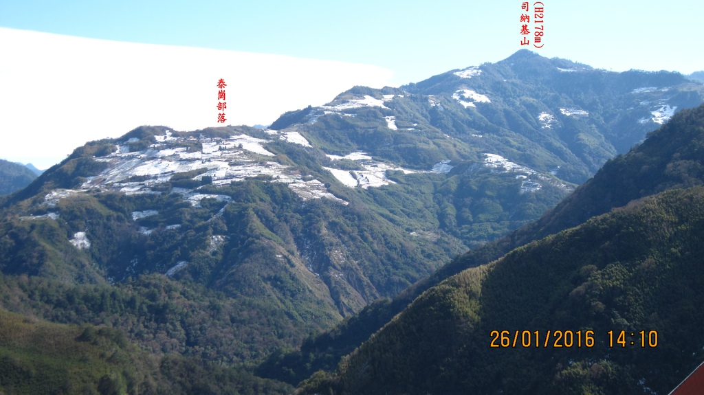 20160126 (19A) 由竹60道路25.1km處(上田埔的長老會教堂)眺望泰崗部落.JPG
