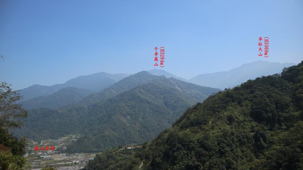 20170403 (126A) 眺望干卓萬山%26;卓社大山.JPG