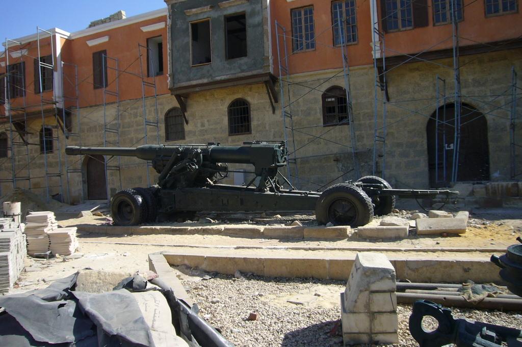 20120211 (106) 開羅Citadel [軍事博物館].JPG