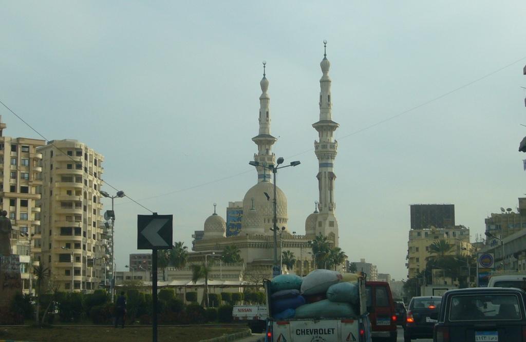 20120208 (2) Mansoura El-Saleh Ayoub El-Kebir清真寺.JPG