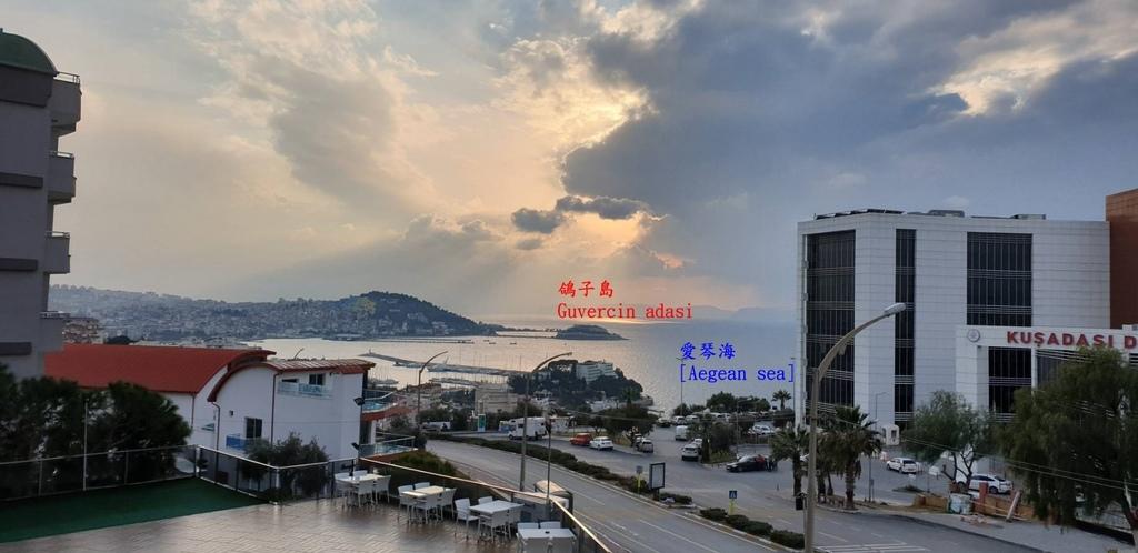 20190107 (246A) 由Comfort Ada旅館眺望愛情海 [庫薩達西(Kusadasi)].jpg
