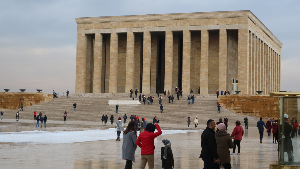 20190212 (58) 凱末爾紀念館內的陵寢(Mausoleum).JPG