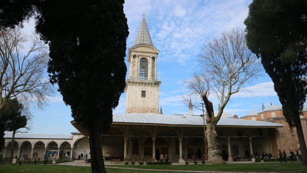 20190114 (420) 托普卡匹宮(Topkapi Palace)[伊斯坦堡.JPG