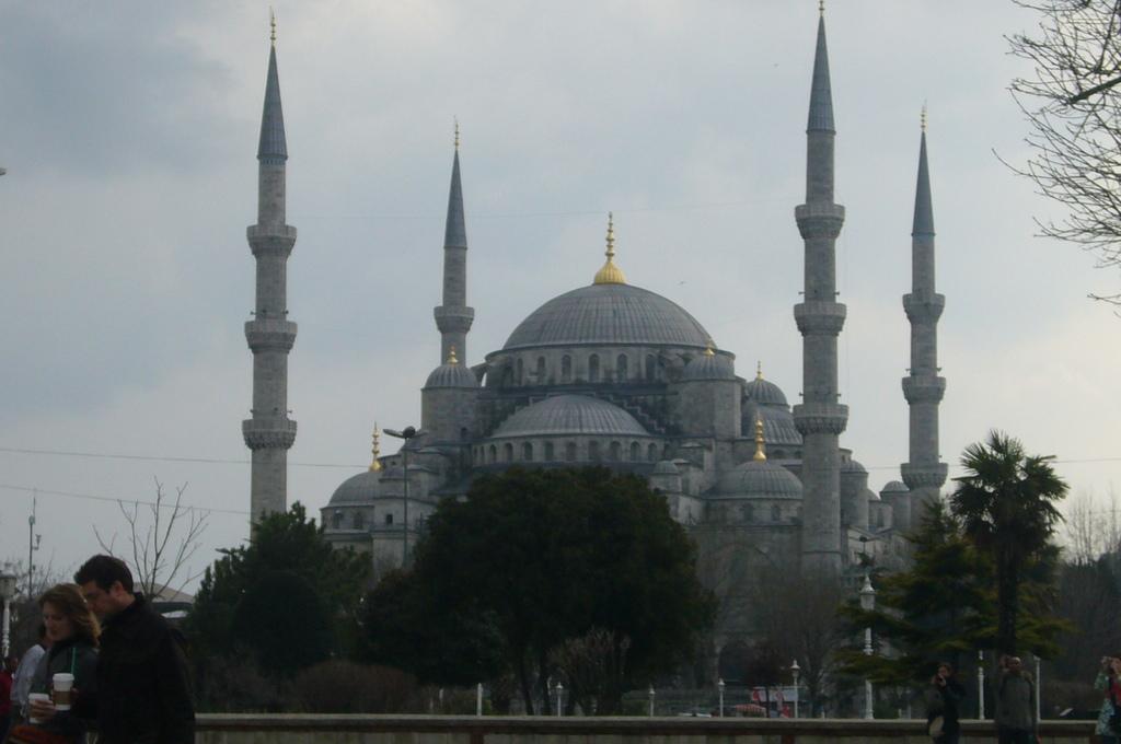 20110321 (210) 藍色清真寺(Sultan Ahment Camii Mosque)[伊斯坦堡].JPG