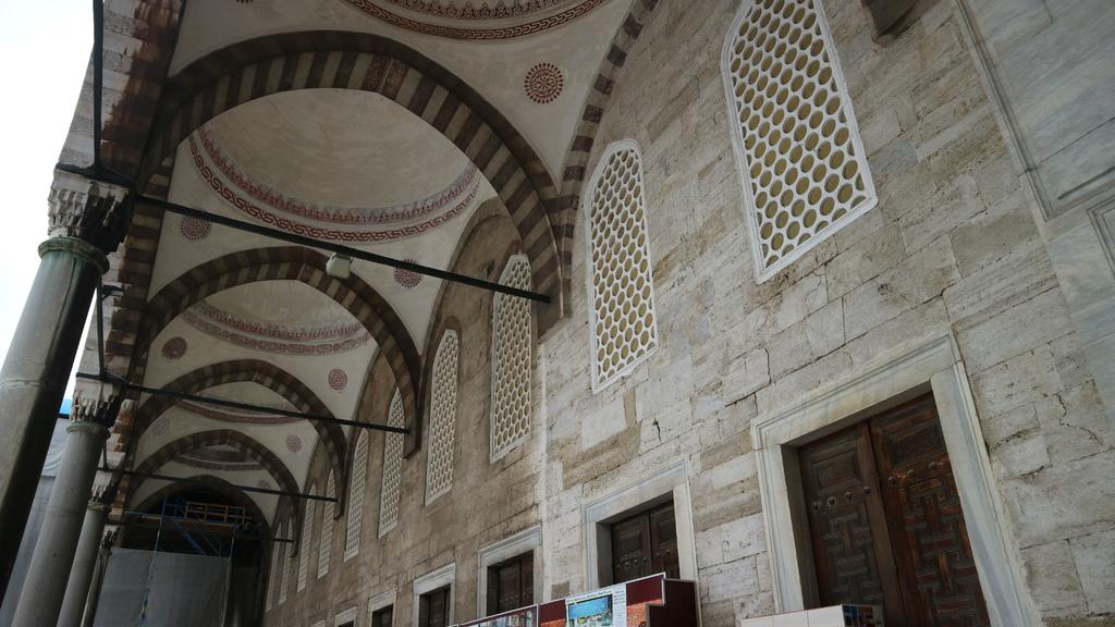 20190114 (120) 藍色清真寺(Sultan Ahment Camii Mosque)[伊斯坦堡].JPG