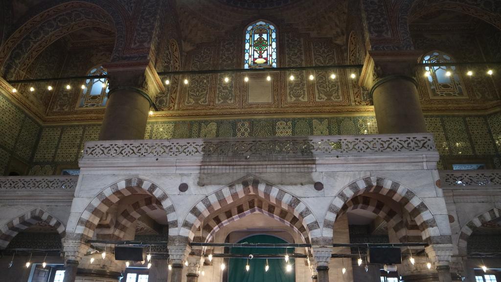 20190114 (180) 藍色清真寺(Sultan Ahment Camii Mosque)[伊斯坦堡].JPG
