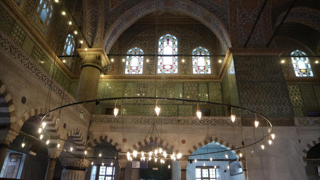 20190114 (190) 藍色清真寺(Sultan Ahment Camii Mosque)[伊斯坦堡].JPG