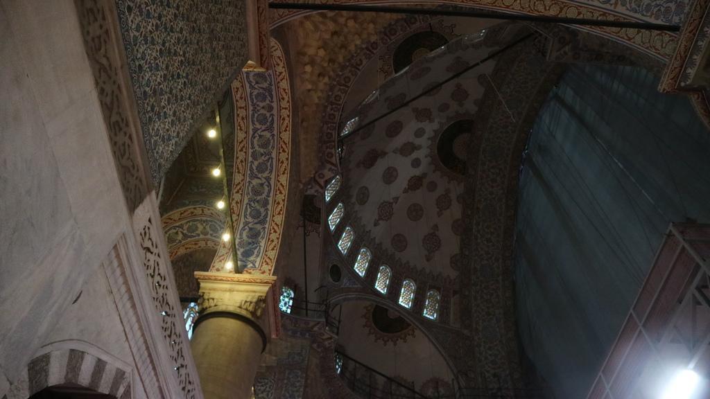 20190114 (195) 藍色清真寺(Sultan Ahment Camii Mosque)[伊斯坦堡].JPG