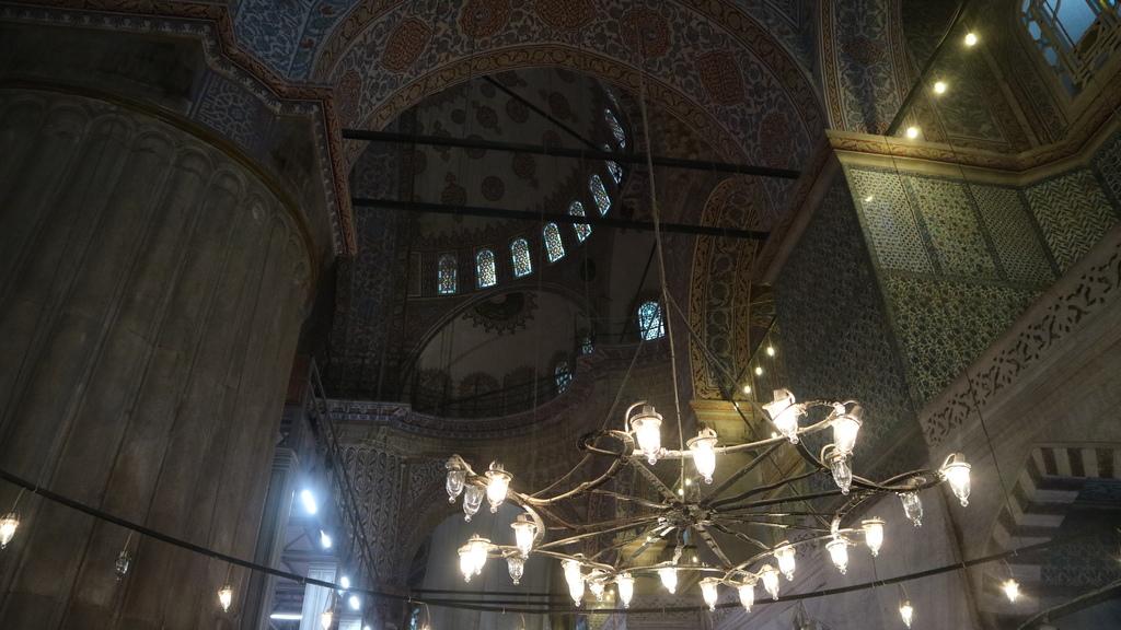 20190114 (210) 藍色清真寺(Sultan Ahment Camii Mosque)[伊斯坦堡].JPG
