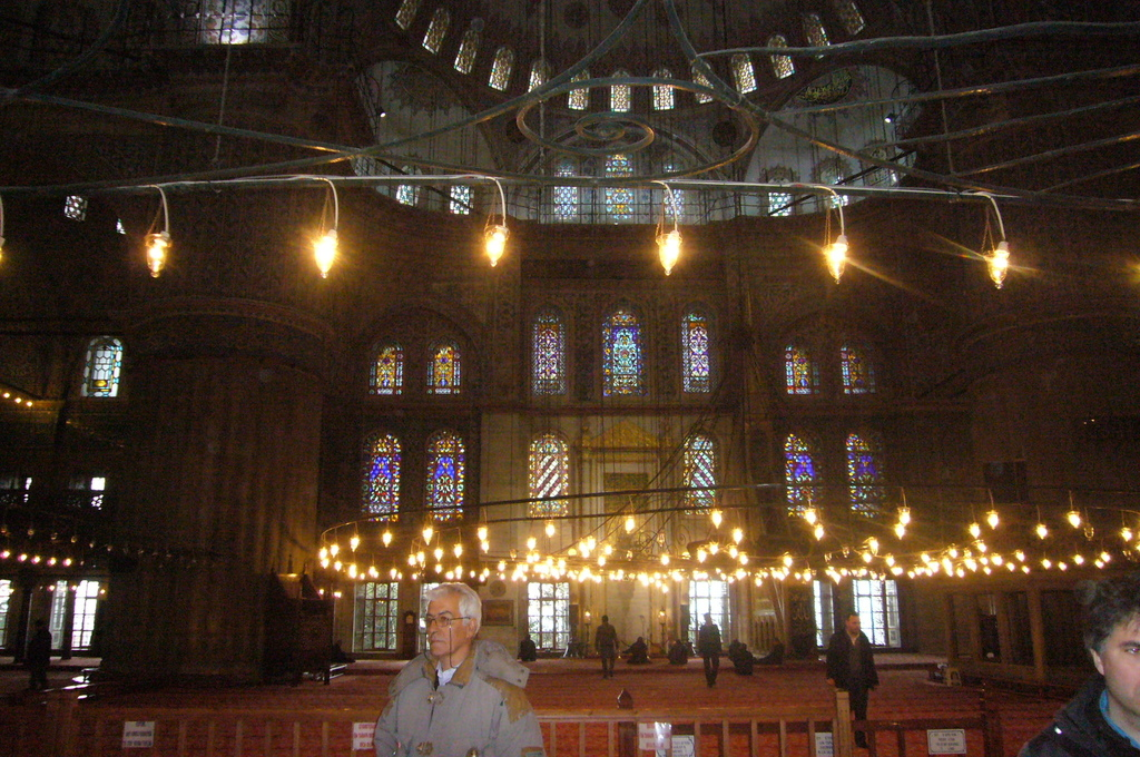 20110321 (240) 藍色清真寺(Sultan Ahment Camii Mosque)[伊斯坦堡]].JPG