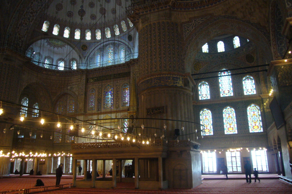 20110321 (245) 藍色清真寺(Sultan Ahment Camii Mosque)[伊斯坦堡].JPG