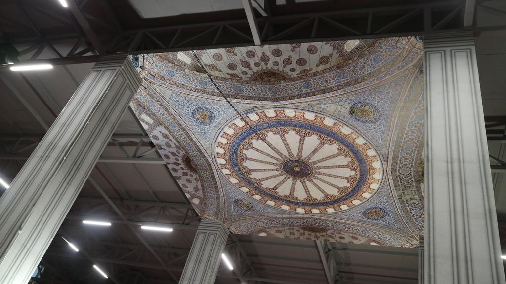 20190114 (160) 藍色清真寺(Sultan Ahment Camii Mosque)[伊斯坦堡].JPG