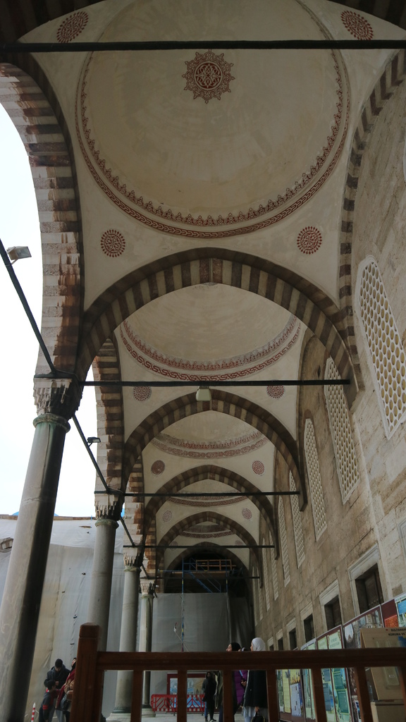 20190114 (115) 藍色清真寺(Sultan Ahment Camii Mosque)[伊斯坦堡].JPG