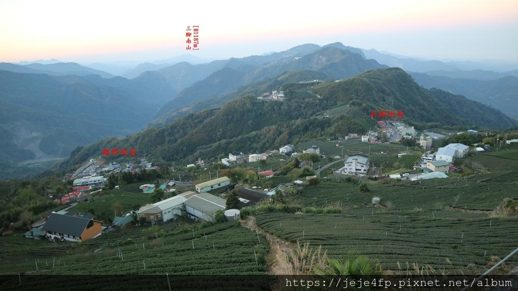 20190205 (1032A) 由茂馨民宿眺望樂野部落-石棹街區方向的山景.JPG