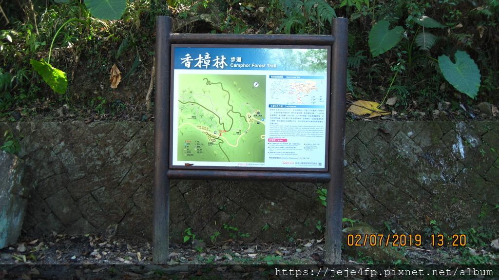 20190207 (504) 嘉129縣道19.1km處 [香樟林步道入口].JPG